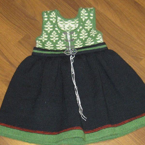 husfliden kjole barn