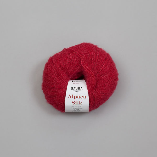 Rauma Alpakka Silk